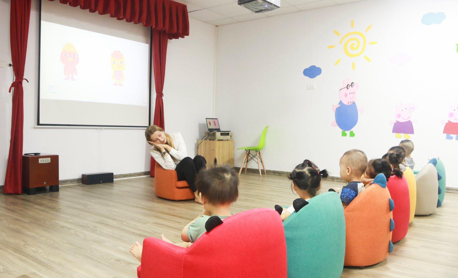 Trường mầm non Xanh ( Greenery PreSchool ) - 35 Lê Văn Thiêm