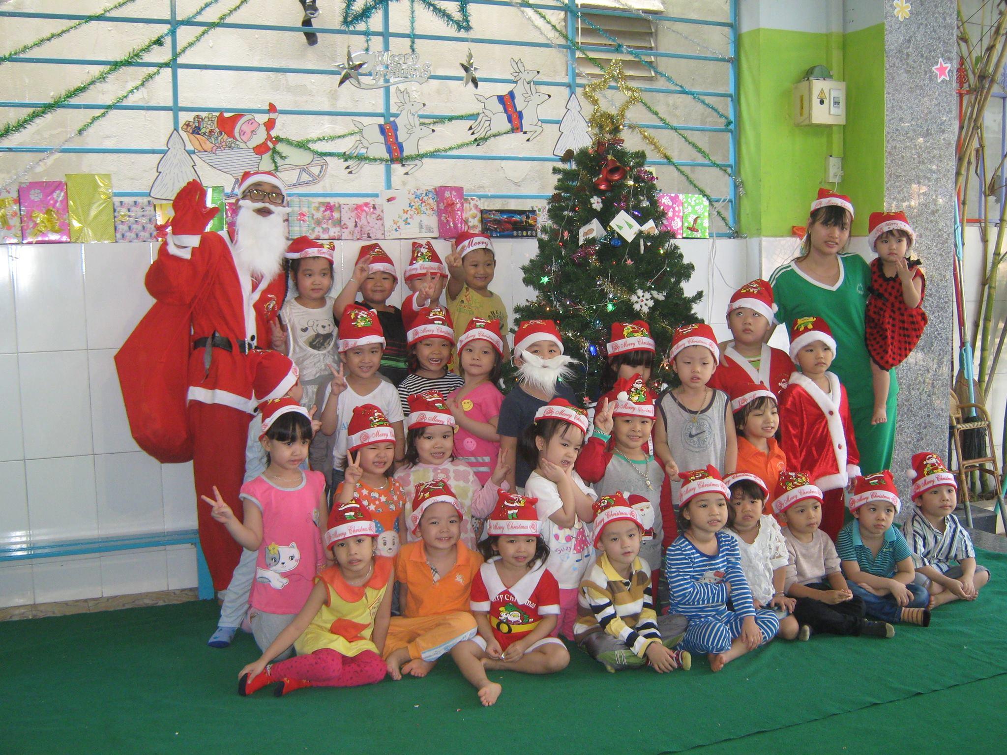 Trường mầm non Xinh Xinh - Núi Thành