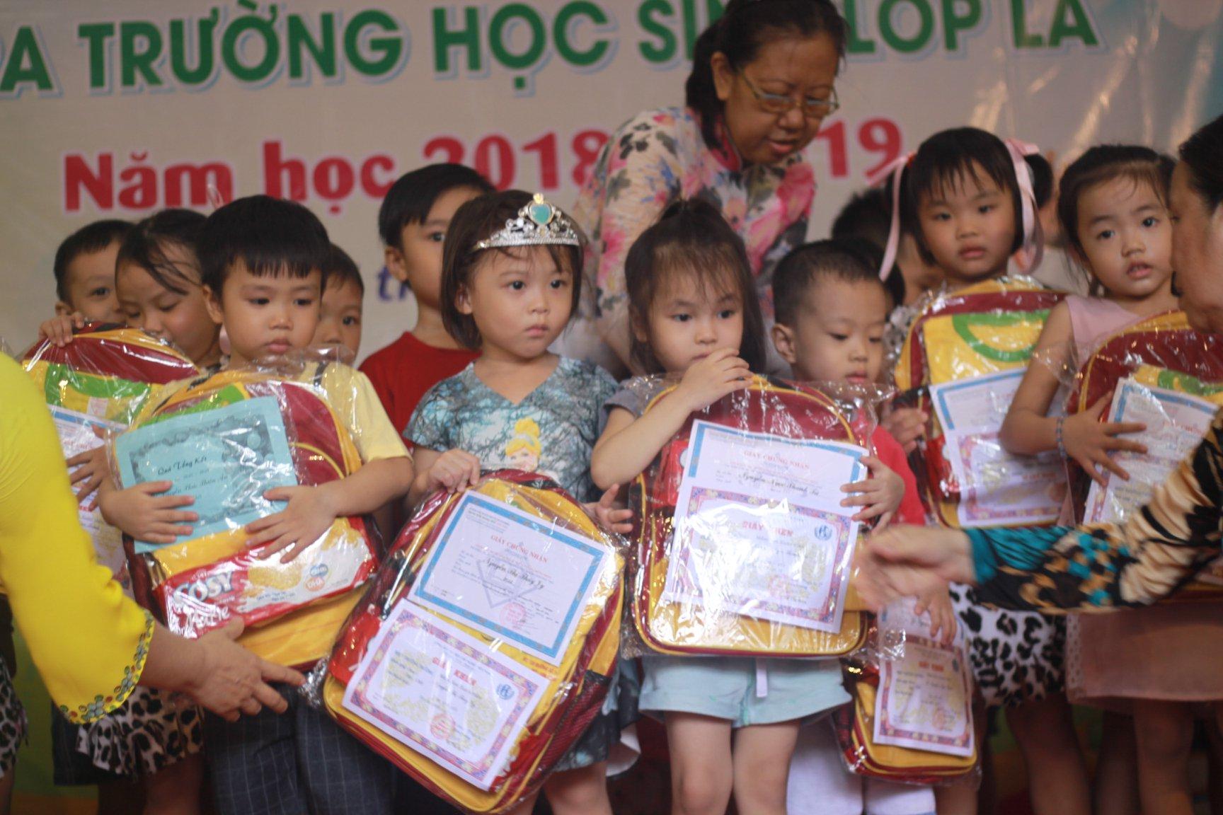Trường mầm non Xuân Hiền - Phường 13