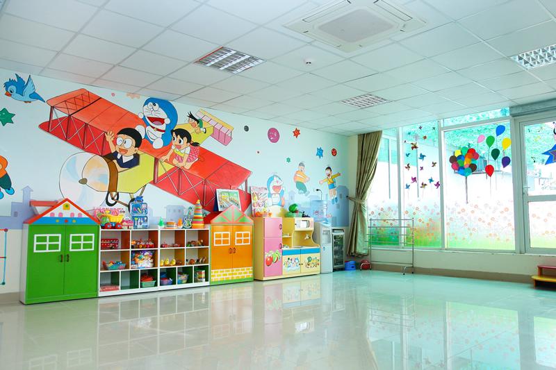 Trường mầm non Xuân Mai - Hà Cầu