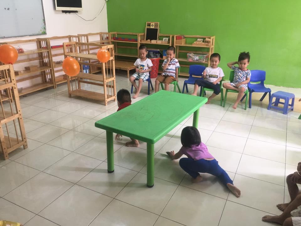 Trường mầm non Xuân Phong Montessori - Hiệp Thành