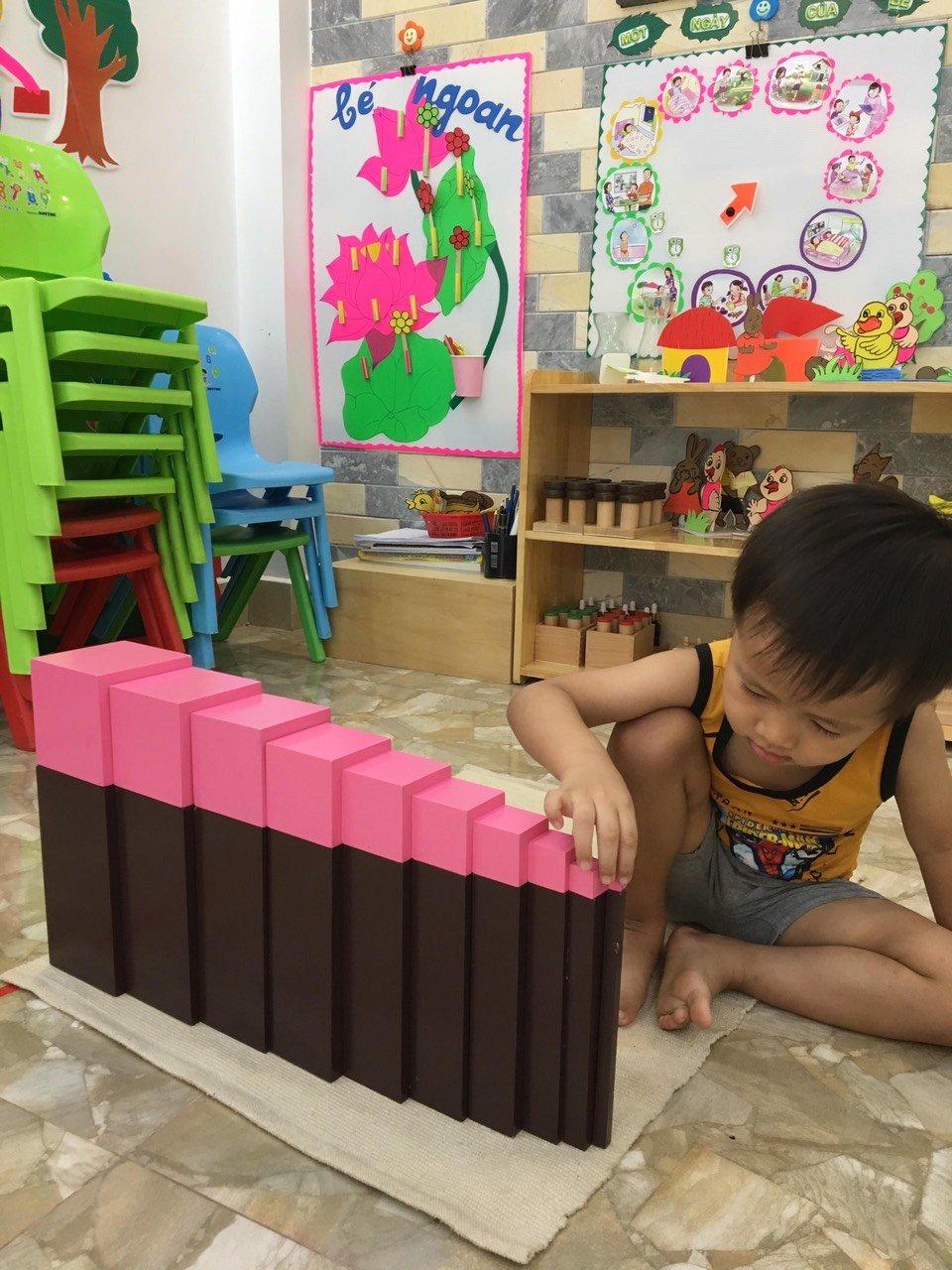 Trường mầm non Yến Chi - Bắc Sơn