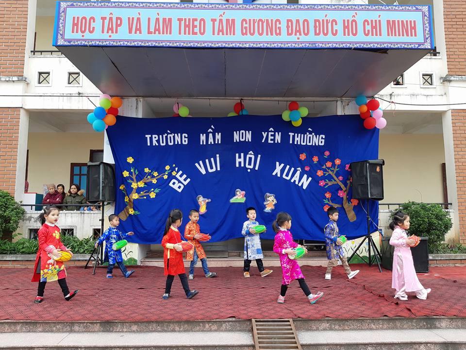 Trường mầm non Yên Thường - Gia Lâm