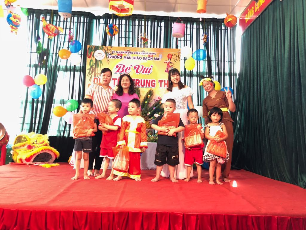 Trường mầm non Bạch Mai - Hai Bà Trưng