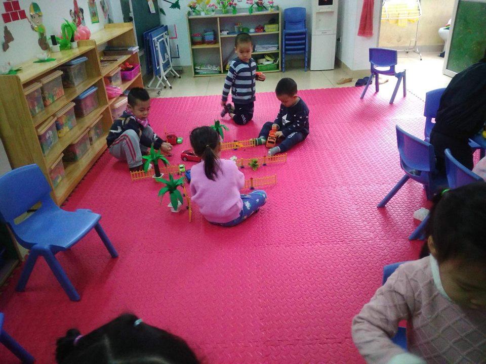 Trường mẫu giáo Bé Nắng Mai - Kim Giang