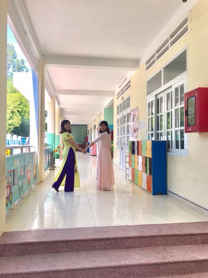 Trường mầm non Bùi Thị Xuân - Đoàn Trần Nghiệp, Bùi Thị Xuân