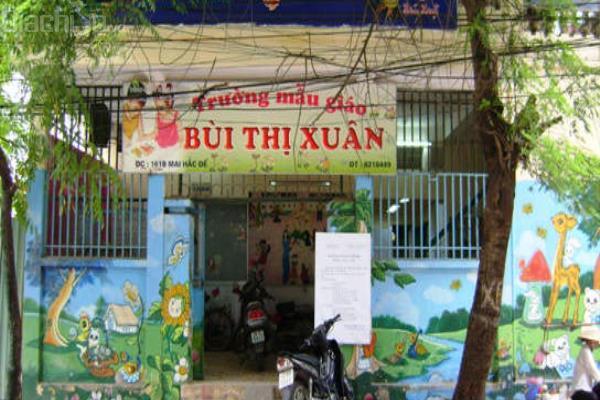 Trường mầm non Bùi Thị Xuân - Lê Đại Hành