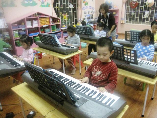 Trường mẫu giáo Dân lập Liễu Giai - Cống Vị