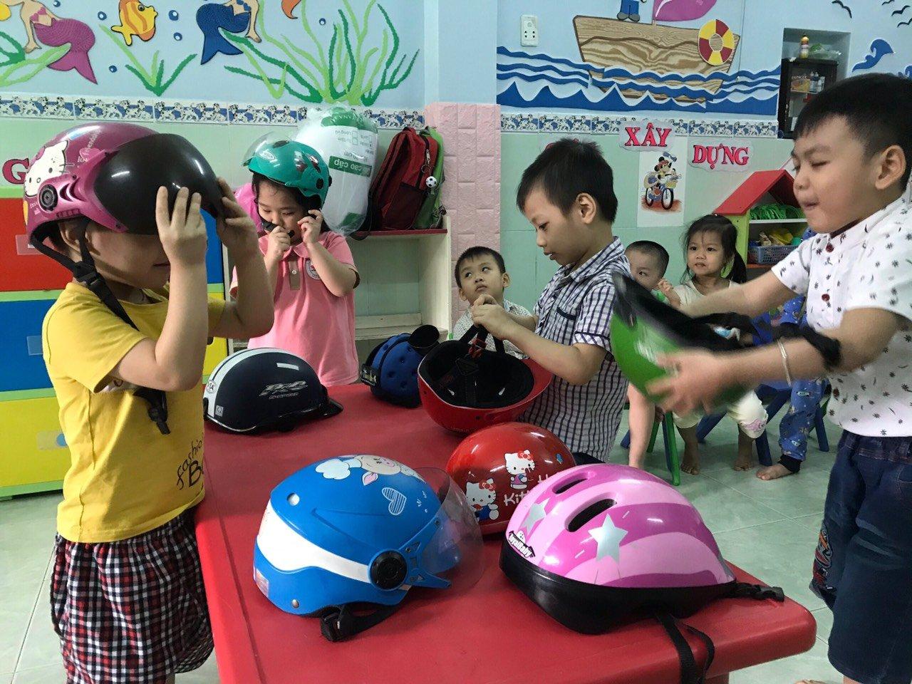Trường mẫu giáo Hoa Sen (cơ sở 1) - Phường 15