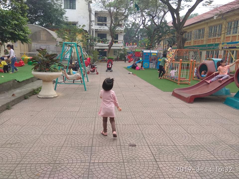 Trường mầm non Nguyễn Công Trứ - Phố Huế