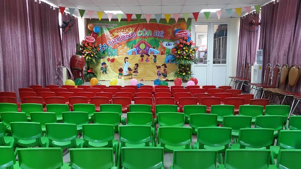 Trường mầm non Sao Sáng - Nguyễn Thượng Hiền