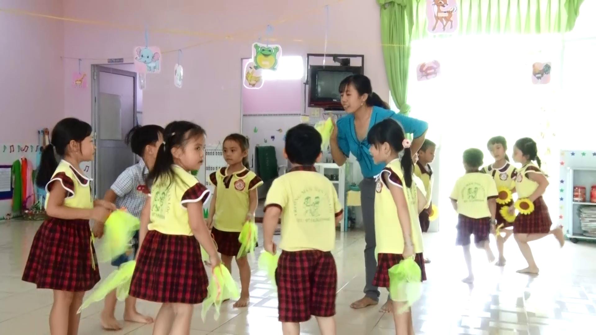 Trường mẫu giáo Tân Lộc - Tân Lộc