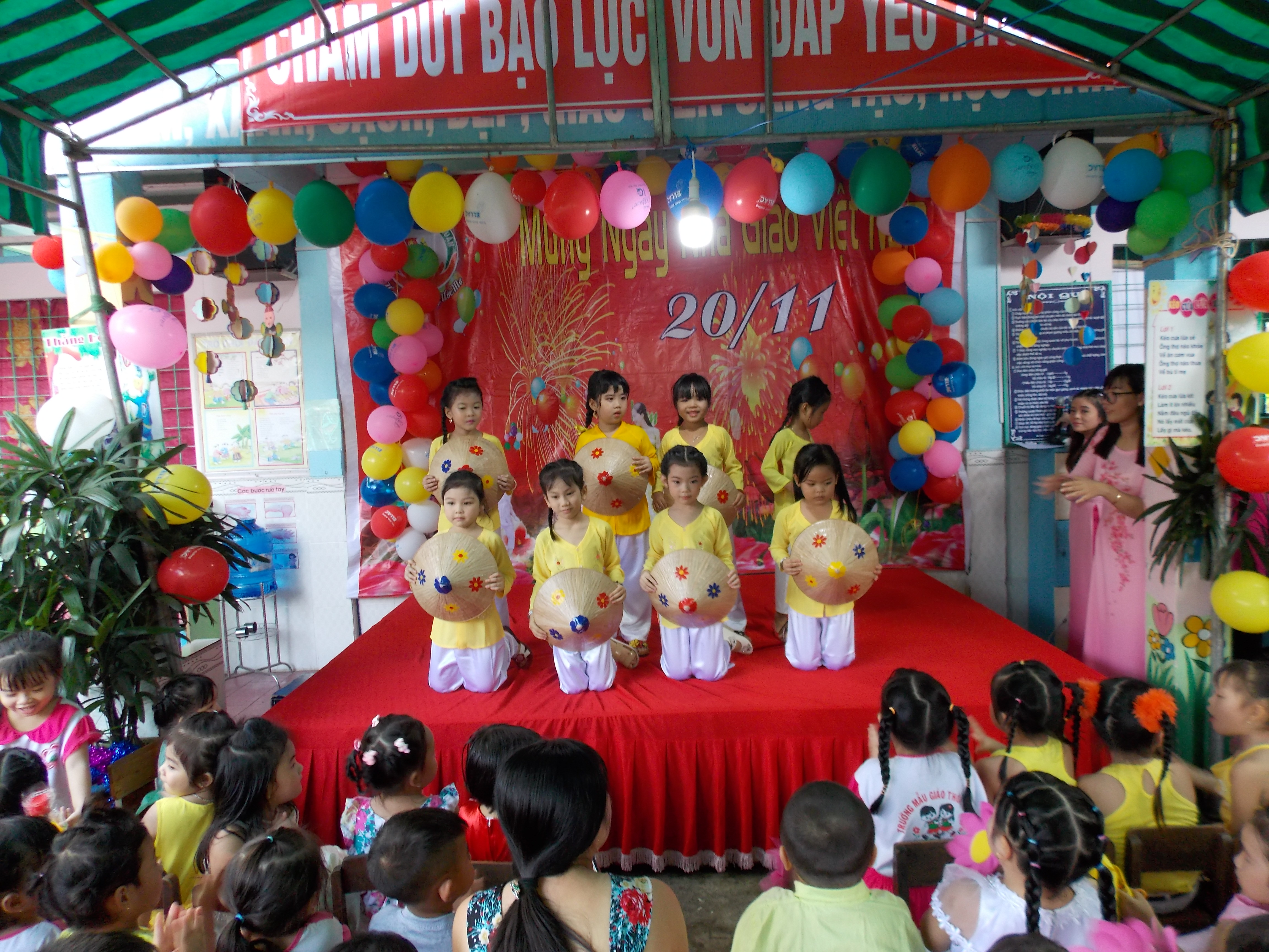 Trường mẫu giáo Thới Thuận - Thới Thuận