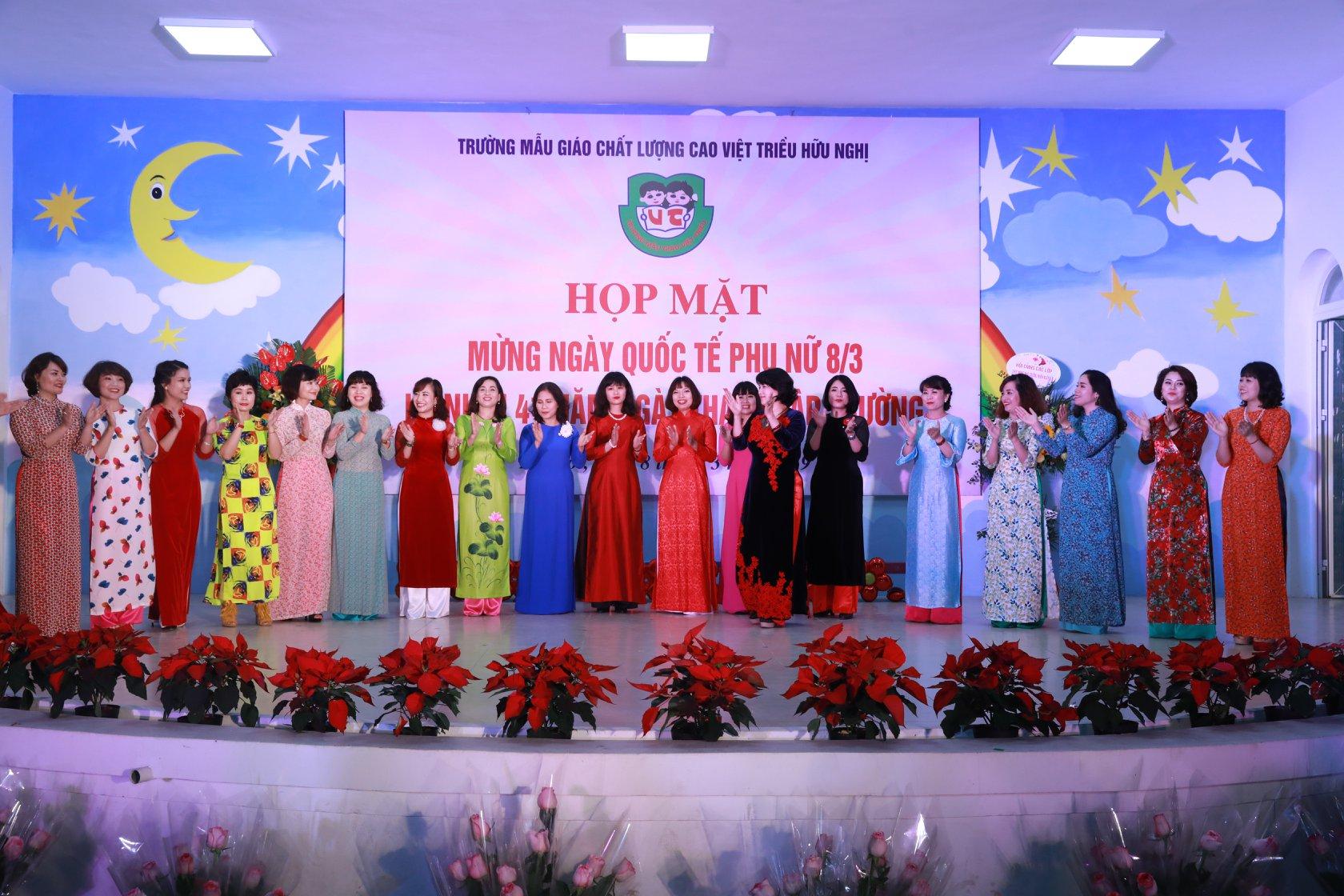 Trường mẫu giáo Việt Triều - Trung Tự