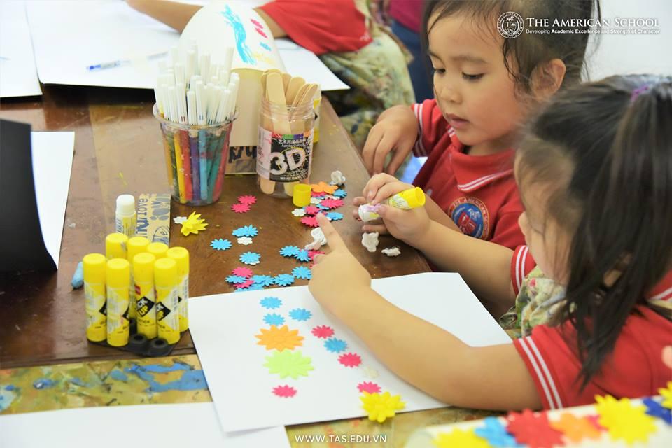 The American School - TAS (Trường Mỹ TAS) - Nguyễn Văn Hưởng