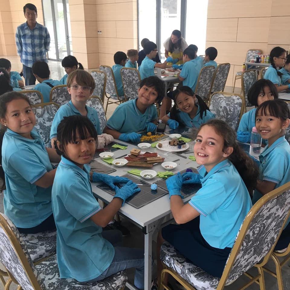 Trường Quốc tế SaiGon Star - Thạnh Mỹ Lợi