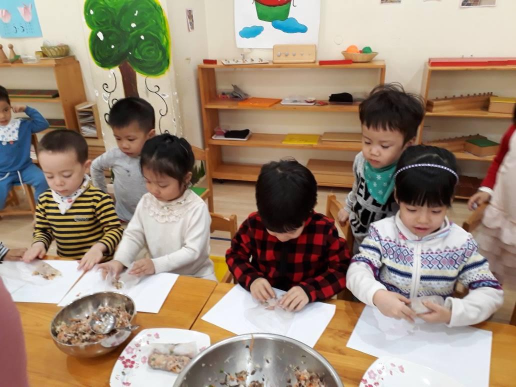 Trường mầm non Quốc tế Việt Hàn Montessori (VHMIS)  - Tô Hiệu