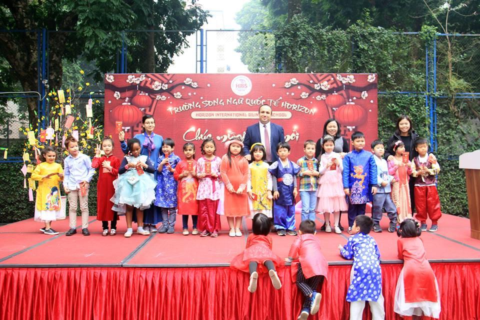 Horizon International Bilingual School - HIBS (Trường Song ngữ Quốc tế Horizon) - Thảo Điền