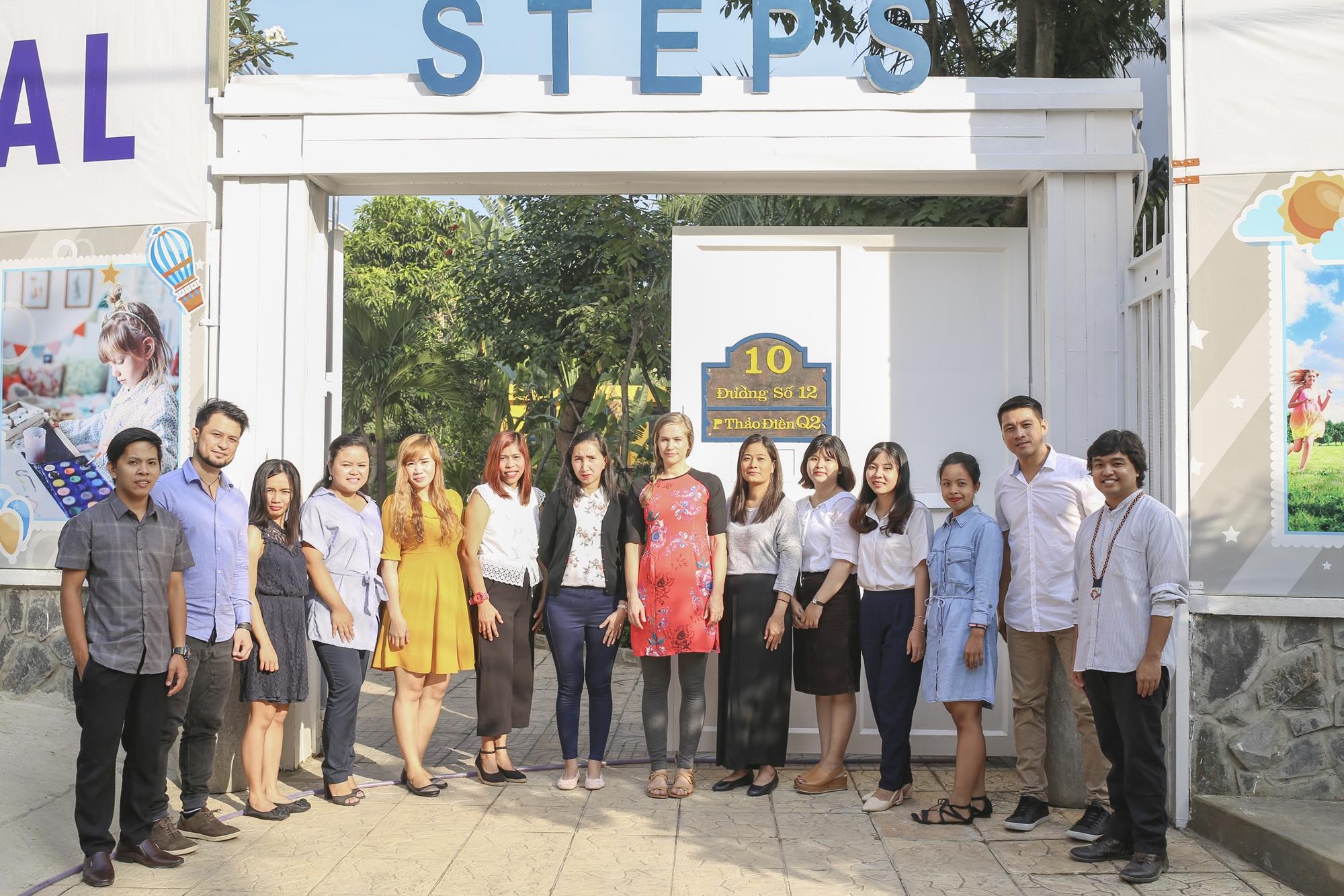 Trường tự kỷ chuyên biệt quốc tế Steps (Steps Special School) - Thảo Điền