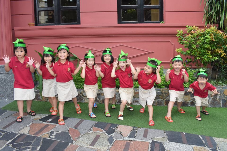 Vietnam-Australia International School - VAS (Trường Dân lập Quốc tế Việt Úc) - phường 14