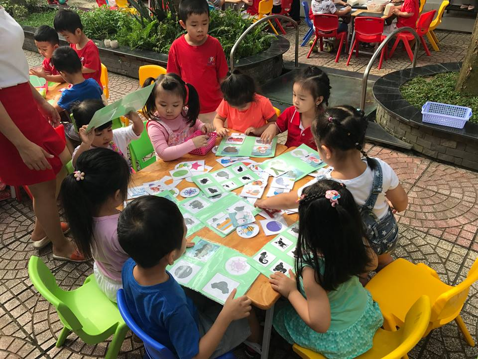 Trường mầm non Quốc tế Worldkids - Phường DaKao
