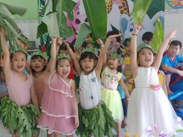 ưu đãi tuyển sinh của Trường mầm non Thiên Tài Nhỏ - Phường 10