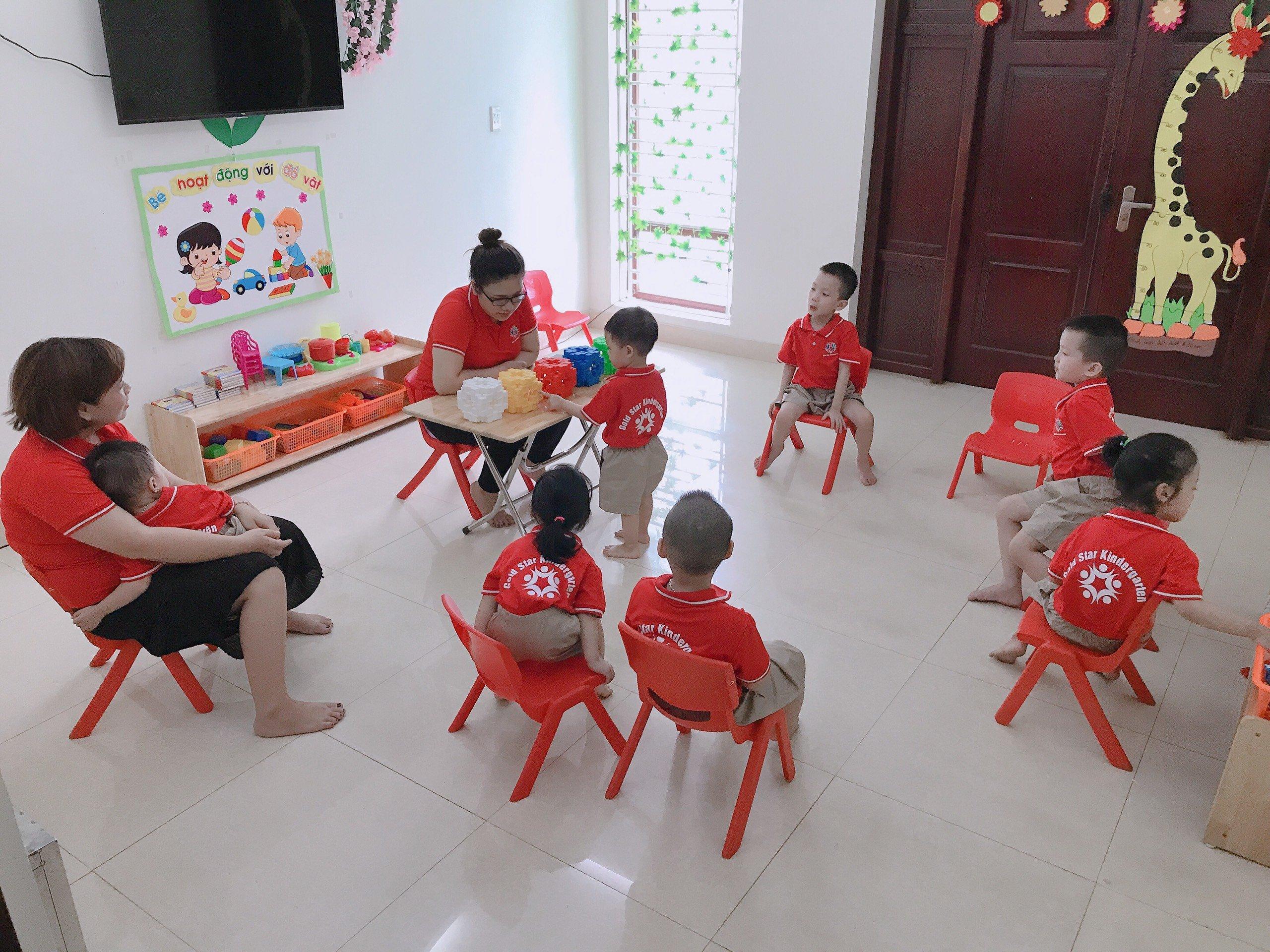 Giảm 50% Học Phí cho 20 bé Đăng kí Nhập Học sớm nhất.