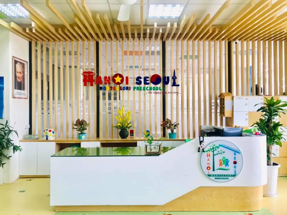 ưu đãi tuyển sinh của Trường mầm non Hà Nội Seoul (Hanoi seoul Montessori Preschool) - Mộ Lao