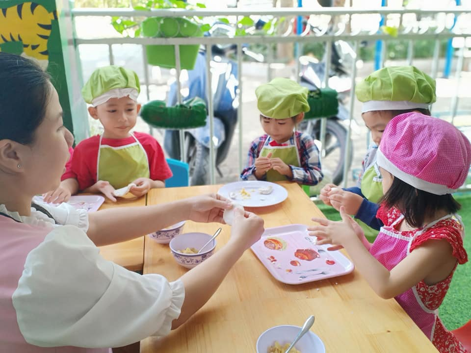 ưu đãi tuyển sinh của Mầm non Casa BamBini - Phú Thuận - Quận 7