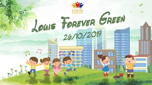 ưu đãi tuyển sinh của Trường mầm non Năng Khiếu Louis - Trung Hòa