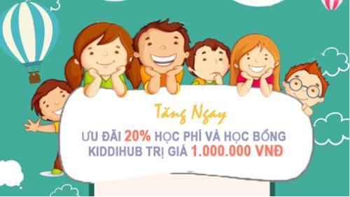 ưu đãi tuyển sinh của Trường mầm non Cammon Montessori (Hoa Trà My Group) - Phạm Tuấn Tài, Cầu Giấy