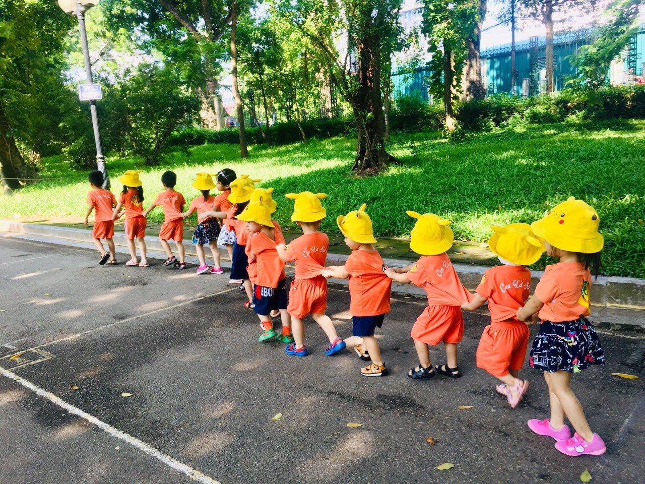 ưu đãi tuyển sinh của Trường mầm non Con Là Số Một - Cầu Giấy