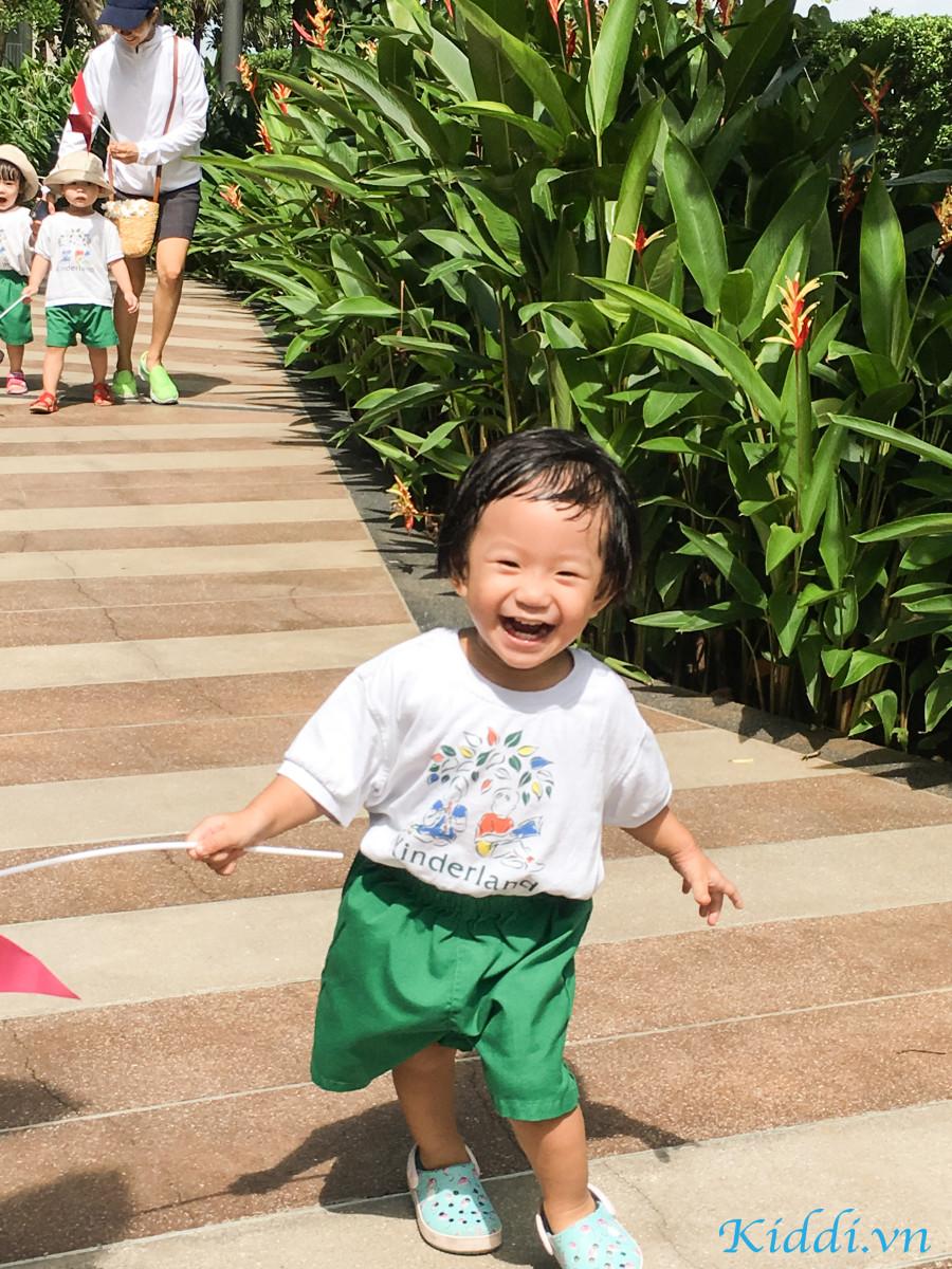 ưu đãi tuyển sinh của Trường Mầm non Kinderland - Phan Văn Đáng
