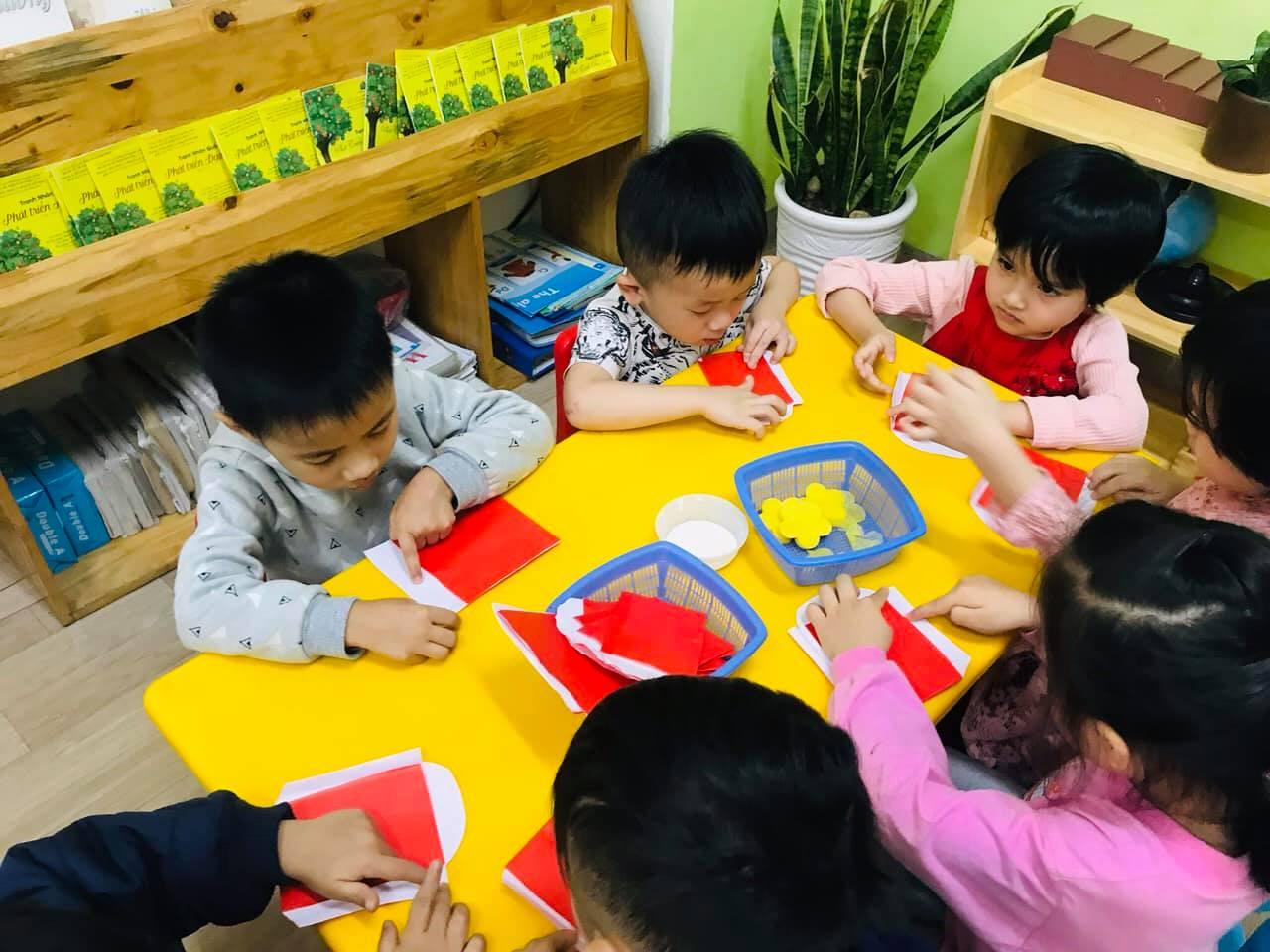 ưu đãi tuyển sinh của Trường mầm non Hoa Quỳnh - Hoa Lâm