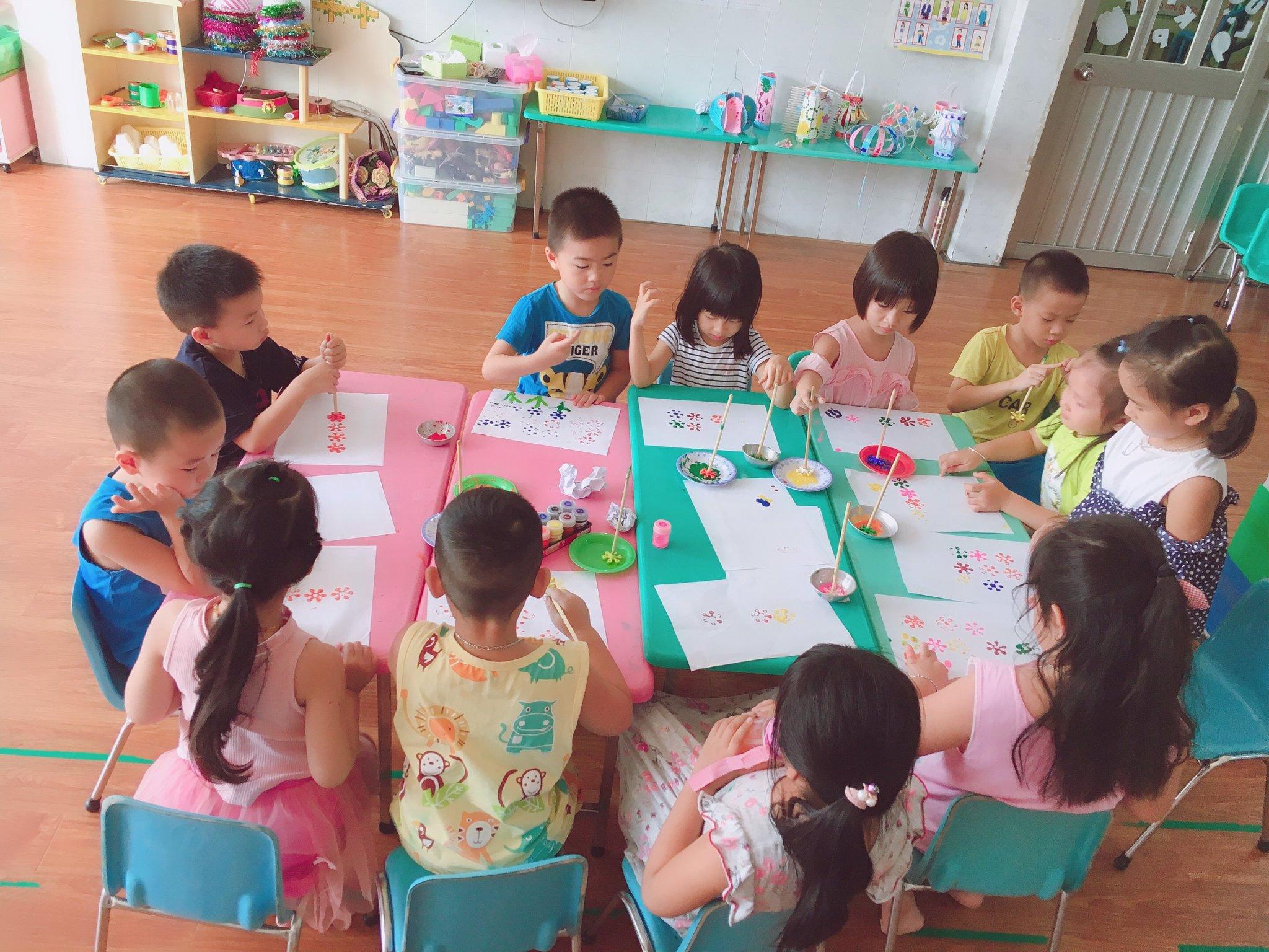 ưu đãi tuyển sinh của Trường mầm non Hoa Thanh Bình - Phường 6