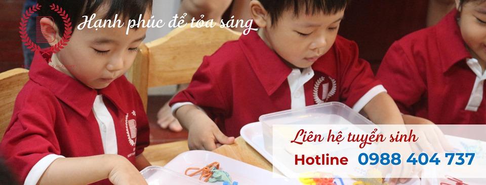 ưu đãi tuyển sinh của Trường mầm non Bright Futures Academy ( BFA ) - Nguyễn Thị Định, Trung Hòa