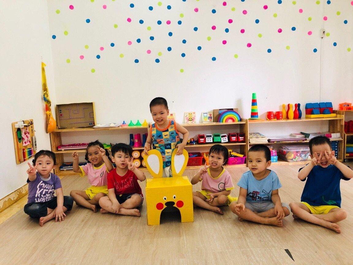 ưu đãi tuyển sinh của Trường mầm non song ngữ Thiên Thần (Angel Nursery School) - Lê Trọng Tấn
