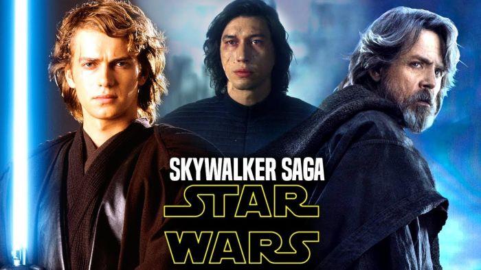Durasi Star Wars: The Rise of Skywalker