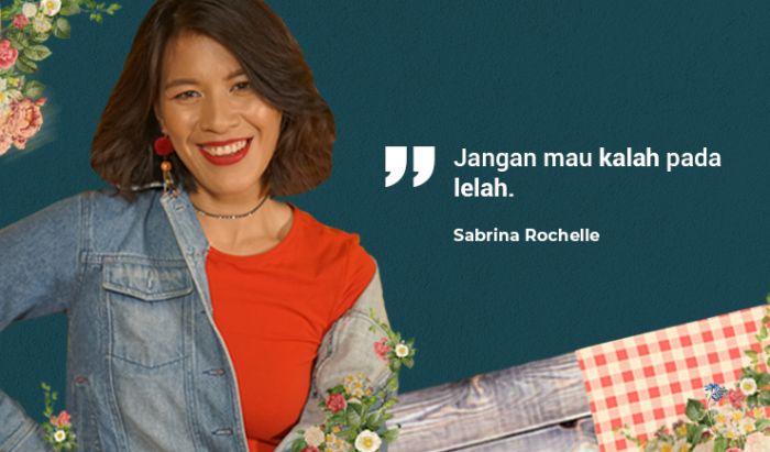 #BeraniBermimpi Sabrina Rochelle VIP KINCIR 2019