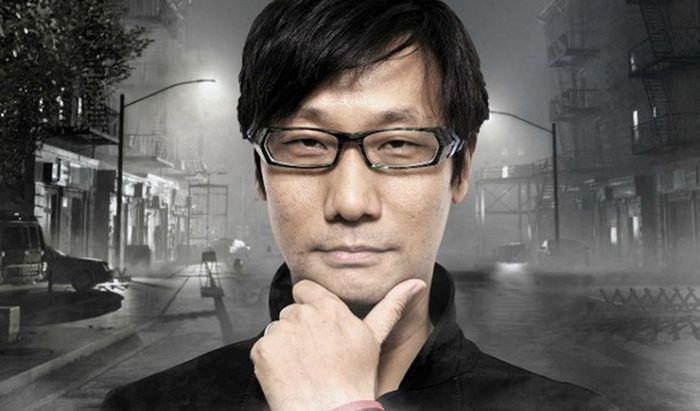 Hideo Kojima Game Horor