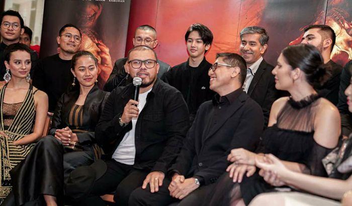 Reaksi nonton film Ratu Ilmu Hitam