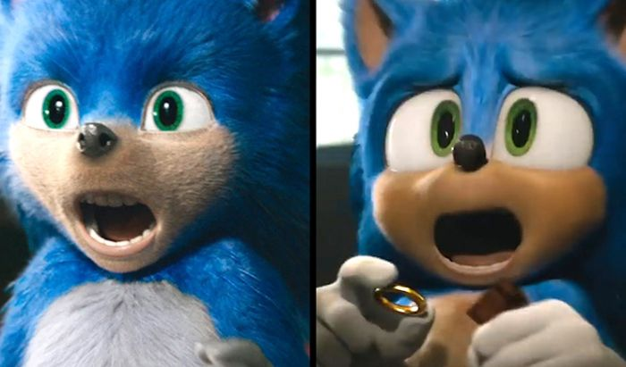 Desain Sonic