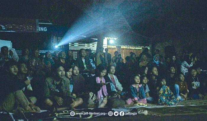 Open Air Cinema JAFF 2019