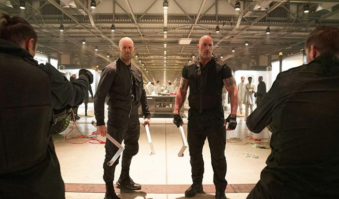 Hobbs & Shaw Review