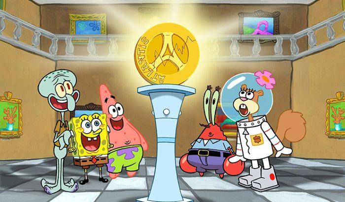 Teori SpongeBob Squarepants