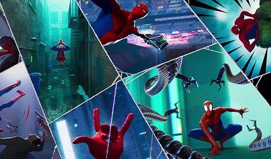 Download film Spider-Man Into the Spider-Verse