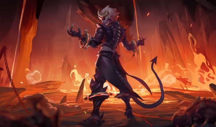 Mobile Legends Misteri Hubungan Saudara Dyrroth Dan