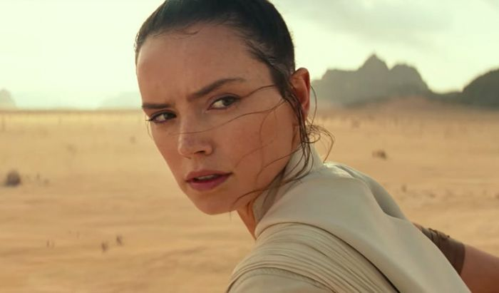 Nonton film Star Wars Fakta Daisy Ridley