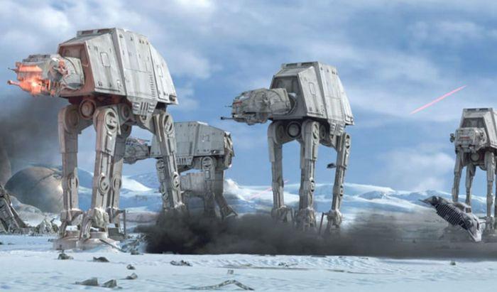 Kendaraan Star Wars