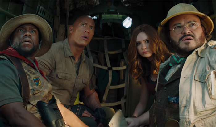 Review Jumanji The Next Level